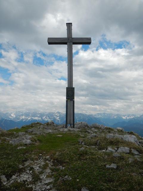 Der Krottenkopf ist 2086m hoch und damit der höchste Berg der bayerischen Voralpen
