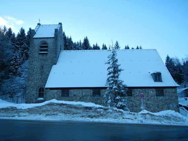 Kirche St. Bernhard am Spitzingsee