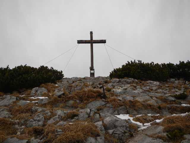 Simetsberg Gipfelkreuz