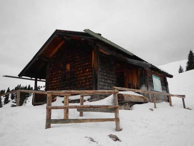 Simetsberg Holzhütte