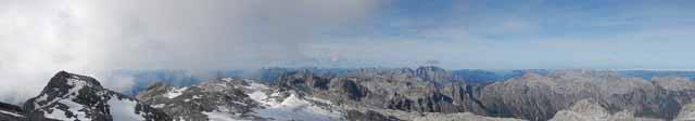 Hochkönig - Panorama nach Norden